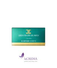Jayjun Патчи под глаза Green Tea Eye Gel Patch, 60 шт