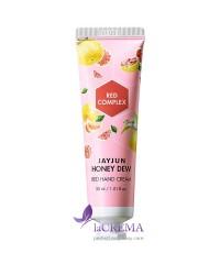Jayjun Крем для рук увлажняющий с грейпфрутом - Honey Dew Red Hand Cream