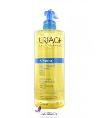 Uriage Ксемоз Очищающее успокаивающее масло Урьяж - Xemose, 1000 мл