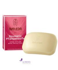 Веледа Розмариновое растительное мыло - Weleda Rosmarin Pflanzenseife