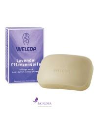 Веледа Лавандовое растительное мыло - Weleda Lavendel, 100 г