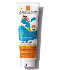 La Roche-Posay Антгелиос Солнцезащитное молочко Дермо-педиатрикс для детей SPF 50, 250 мл