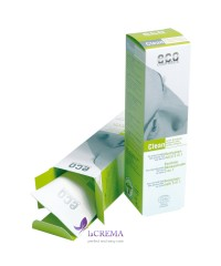 ECO-Cosmetics Очищающее молочко 3 в 1 для всех типов кожи, зеленый чай и мирт, 125 мл