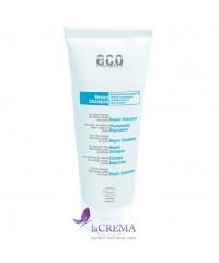 ECO-Cosmetics Шампунь восстанавливающий, экстракты мирта, гинкго, маслом жожоба, 200 мл