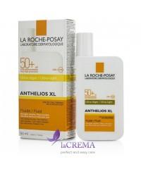 La Roche-Posay Антгелиос XL Солнцезащитный ультралегкий флюид с SPF 50, 50 мл