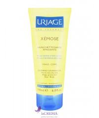 Uriage Ксемоз Очищающее успокаивающее масло Урьяж - Xemose, 200 мл