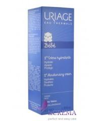 Uriage Baby Увлажняющий защитный крем Гидра для детей, 40 мл