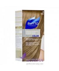 Фито Краска для волос Фитоколор, 8 Светло-русый - Phyto Color
