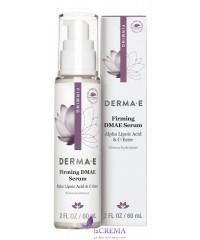 Derma E Сыворотка с ДМАЭ, альфа-липоевой кислотой и витамином С для упругости кожи