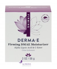 Derma E Увлажняющий крем с ДМАЭ, альфа-липоевой кислотой и витамином С для упругости кожи