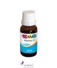 Pediakid Капли Vitamine D3: помощь в усвоении кальция и магния, 20 мл