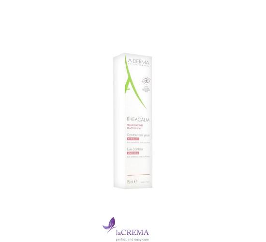 А-Дерма РеаКальм Успокаивающий крем для кожи вокруг глаз - A-Derma Rheacalm, 15 мл