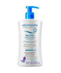 Neutraderm Relipid+ Липидовосполняющий крем-гель для душа - Lipid-replenishing shower cream, 400 мл