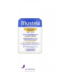 Mustela Кольд-крем для тела - Nourishing Lotion with Cold Cream, 200 мл