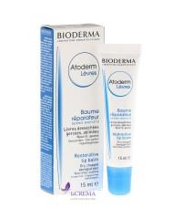 Биодерма Атодерм Бальзам для губ - Bioderma Atoderm Levres, 15 мл