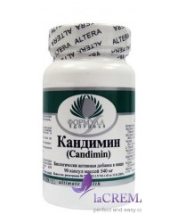 Пищевая добавка Кандимин, 90 капсул