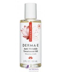 Derma E Anti-Wrinkle Масло с витаминами А и Е против морщин, 60 мл
