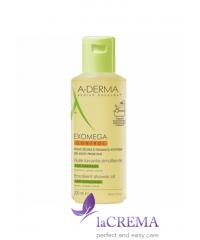 А-Дерма Экзомега Масло для душа очищающее при атопическом дерматите - Exomega Oil, 200 мл