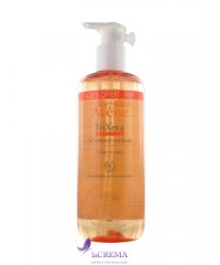 Avene Трикcера Гель очищающий для атопической кожи -Trixera Nutrition Nettoyant Nutri, 400 мл