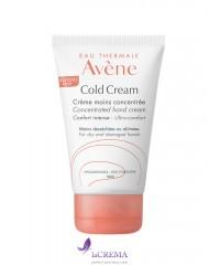 Avene Колд-крем Крем для сухой и очень сухой кожи рук - Cold Cream Hand Cream, 50 мл