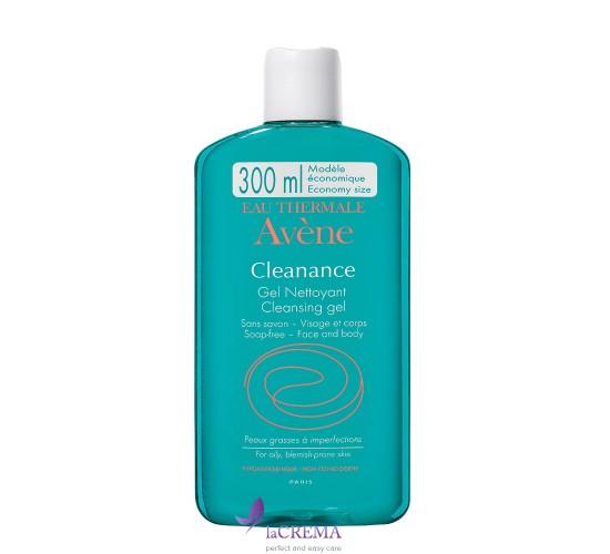 Avene Клинанс Гель для умывания и очищения жирной и проблемной кожи - Cleanance Soapless Cleanser