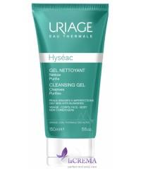 Uriage Исеак Очищающий гель для лица Hyséac, 150 мл