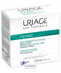 Uriage Исеак Дерматологическое мыло «без мыла» Hyséac, 100 г