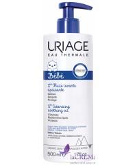 Uriage Baby Успокаивающее масло - гель для детей Урьяж, 500 мл
