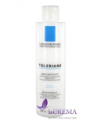 La Roche-Posay Толеран Молочко для очищения и снятия макияжа - Toleriane, 200 мл