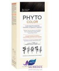 Фито Краска для волос Фитоколор - Phyto Phytocolor №3