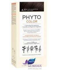 Фито Краска для волос Фитоколор - Phyto Phytocolor №4.77