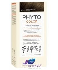 Фито Краска для волос Фитоколор - Phyto Phytocolor №5.3