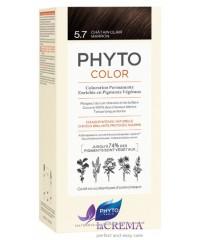 Фито Краска для волос Фитоколор - Phyto Phytocolor №5.7