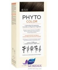 Фито Краска для волос Фитоколор - Phyto Phytocolor №6