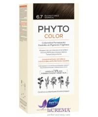 Фито Краска для волос Фитоколор - Phyto Phytocolor №6.7