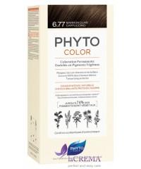 Фито Краска для волос Фитоколор - Phyto Phytocolor №6.77