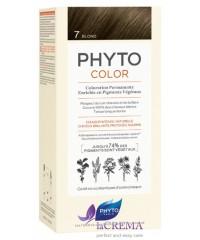 Фито Краска для волос Фитоколор - Phyto Phytocolor №7