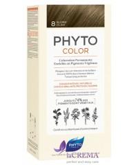 Фито Краска для волос Фитоколор - Phyto Phytocolor №8