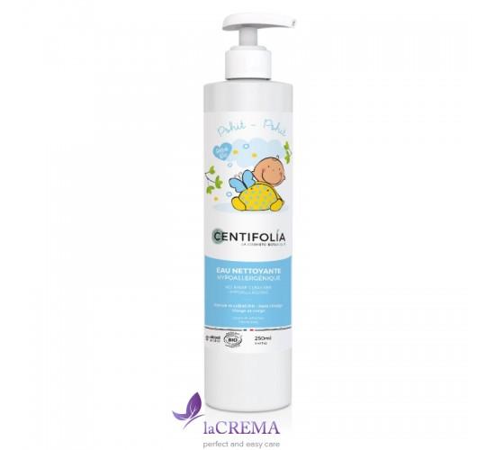 Сентифолия Органическая вода для очищения кожи новорожденных - Centifolia, 250 мл