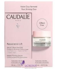 Caudalie Набор LipHand Du: крем для рук, 30 мл + Бальзам для губ
