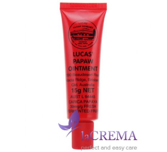 Лукас Универсальный бальзам для лица, тела и губ - Lucas Papaw Ointment, 15 г