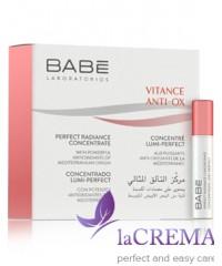 Babe Laboratorios Концентрированная сыворотка для сияния кожи 5*2 мл