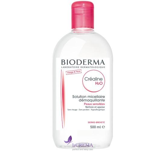 Bioderma Sensibio Мицеллярный лосьон