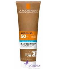 La Roche-Posay Антгелиос Солнцезащитное молочко SPF 50 Lait Hydratant Ultra Protection, 250 мл