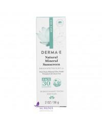 Derma E Sun Минеральный лосьон для лица с SPF 30 без масел, 56 г