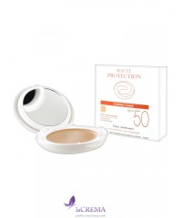 Avene Солнцезащитная пудра для лица Haute Protection Compact SPF 50 - Sable, 10 г