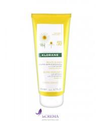 Клоран Бальзам с ромашкой для светлых  волос - Klorane Conditioner, 200 мл