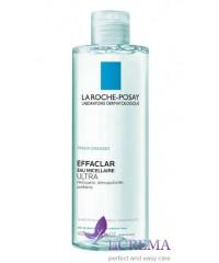 La Roche-Posay Effaclar Очищающая мицеллярная жидкость Эфаклар, 400 мл