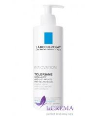 La Roche-Posay Толеран Очищающий крем-гель для чувствительной кожи - Toleriane, 400 мл