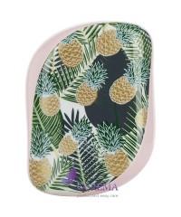 Tangle Teezer Расческа для волос Compact Styler Palms & Pineapples